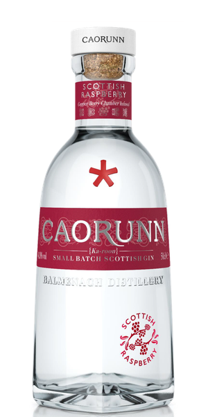GIN CAORUNN SCOTTISH RASPERRY