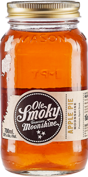 MOONSHINE OLE SMOKY MOONSHINE APPLE PIE