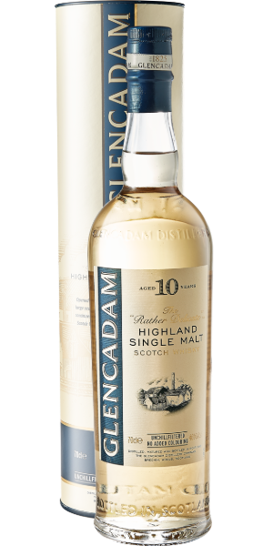 WHISKY GLENCADAM 10 YO SINGLE MALT | TC