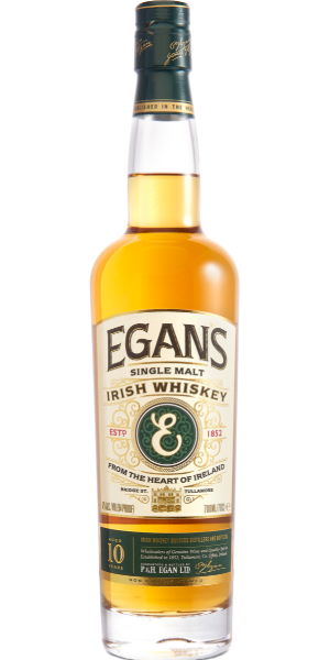 EGAN'S 10Y SINGLE MALT