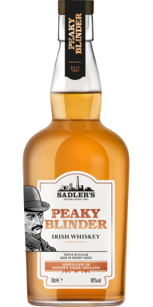 WHISKEY PEAKY BLINDER IRISH