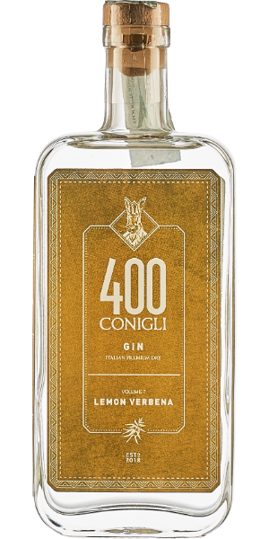GIN 400 CONIGLI VOLUME 7 LEMON VERBENA