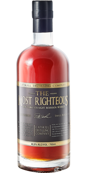 WHISKEY CATSKILL MOST RIGHTEOUS BOURBON | AC
