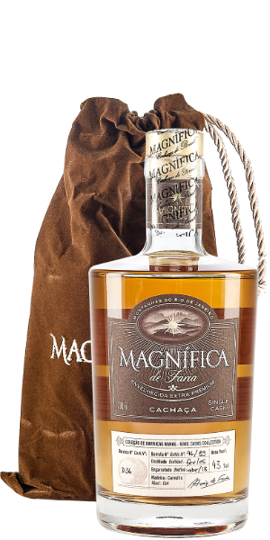 CACHACA MAGNIFICA SINGLE CASK 12-15YO BARREL N°34 | GB