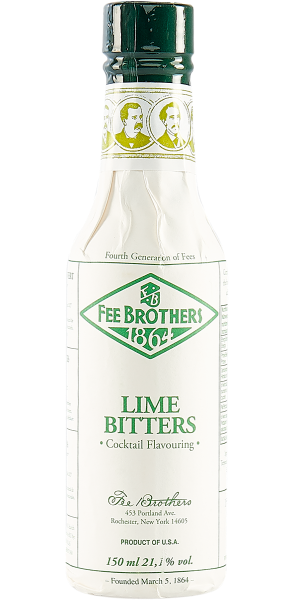BITTER FEE BROTHERS LIME