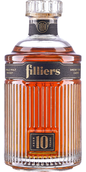 WHISKY FILLIERS 10YO SHERRY FINISHED