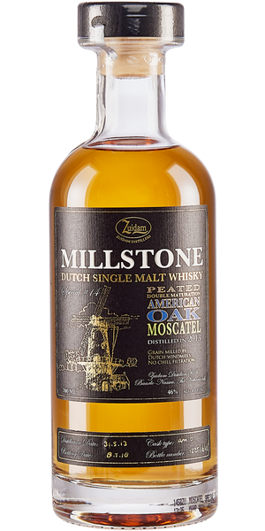 WHISKY MILLSTONE SPECIAL N.14 PEATED AMERICAN OAK/MOSCATEL