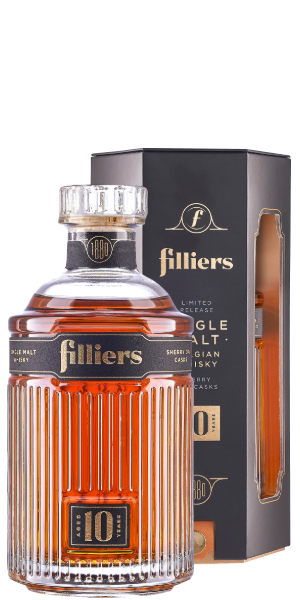 WHISKY FILLIERS 10YO SHERRY FINISHED | AC
