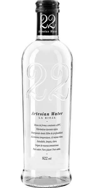ACQUA 22 ARTESIAN WATER NATURALE