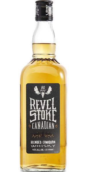 WHISKY REVEL STOKE CANADIAN BLEND