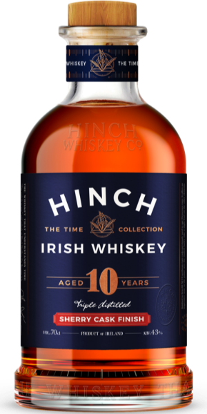 WHISKEY HINCH 10YO SHERRY CASK FINISH BLEND