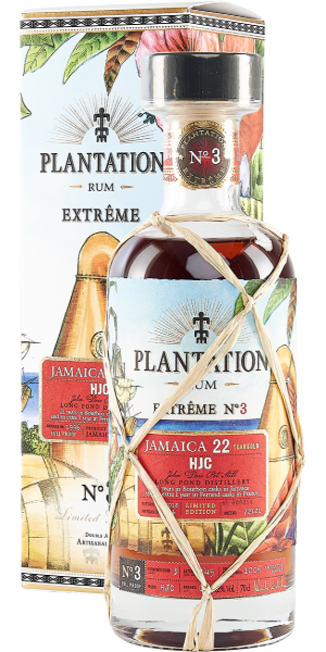 RUM PLANTATION EXTREME N.3 LONG POND HJC 1996 | AC