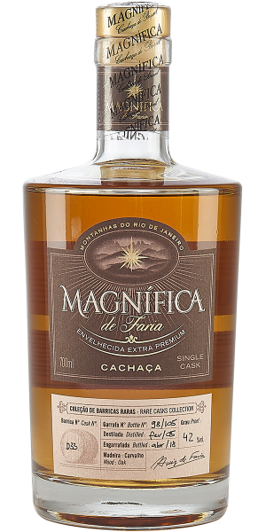 CACHACA MAGNIFICA SINGLE CASK 12-15YO BARREL N°D33 | GB
