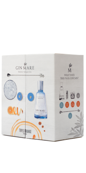 GIN MARE TRIPLE ORANGE PACK | PA