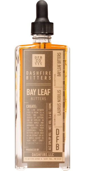 BITTER DASHFIRE BAY LEAF