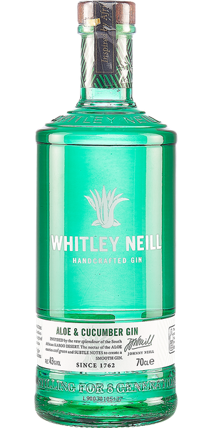 GIN WHITLEY NEILL ALOE & COCUMBER