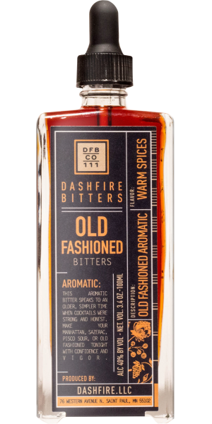 BITTER DASHFIRE OLD FASHIONED