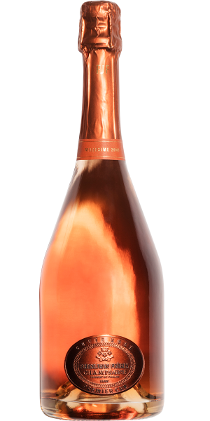 CHAMPAGNE FREREJEAN FRERES CUVEE ROSE 2012
