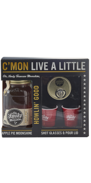 MOONSHINE OLE SMOKY MOONSHINE APPLE PIE GIFT BOX
