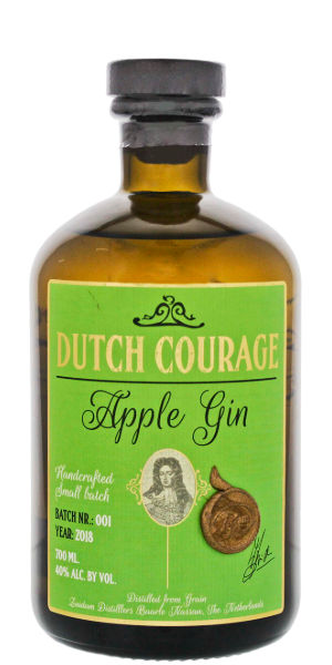 GIN ZUIDAM DUTCH COURAGE APPLE