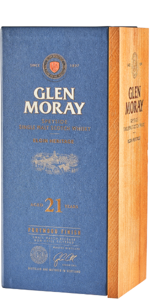 WHISKY GLEN MORAY 21 YO SINGLE MALT | AC