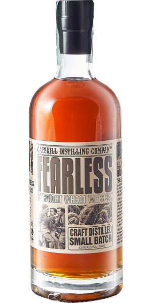 WHISKEY CATSKILL FEARLESS STRAIGHT WHEAT | AC