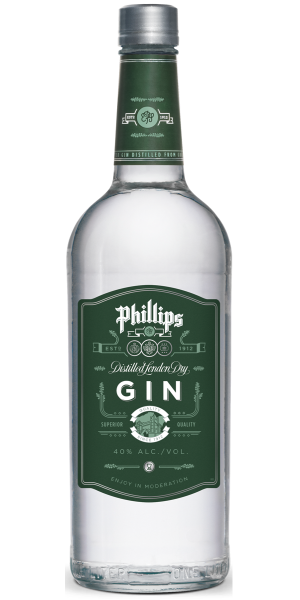 GIN PHILLIPS
